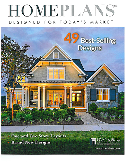 House plan books frank betz associates for Top selling house plans