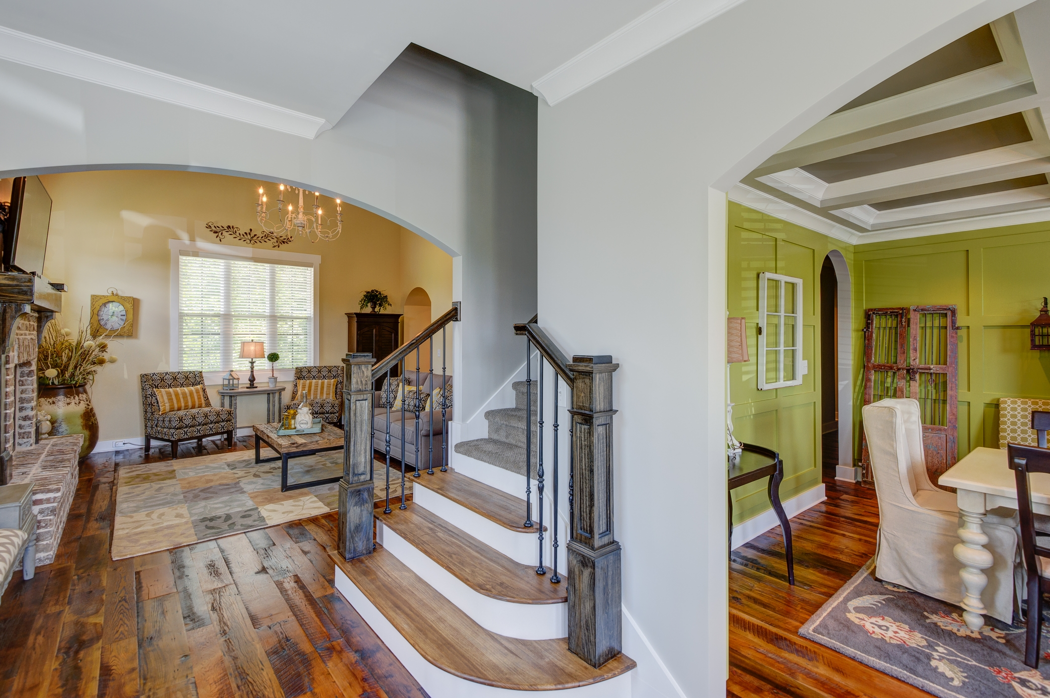 how to use reclaimed wood in your home design house plan news