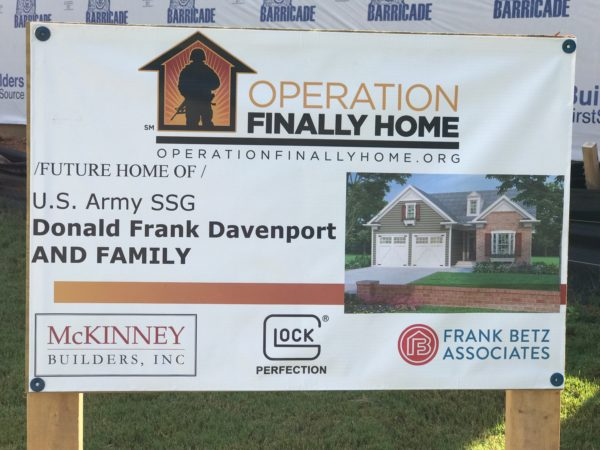 Franks Betz Operation Finally Home Project