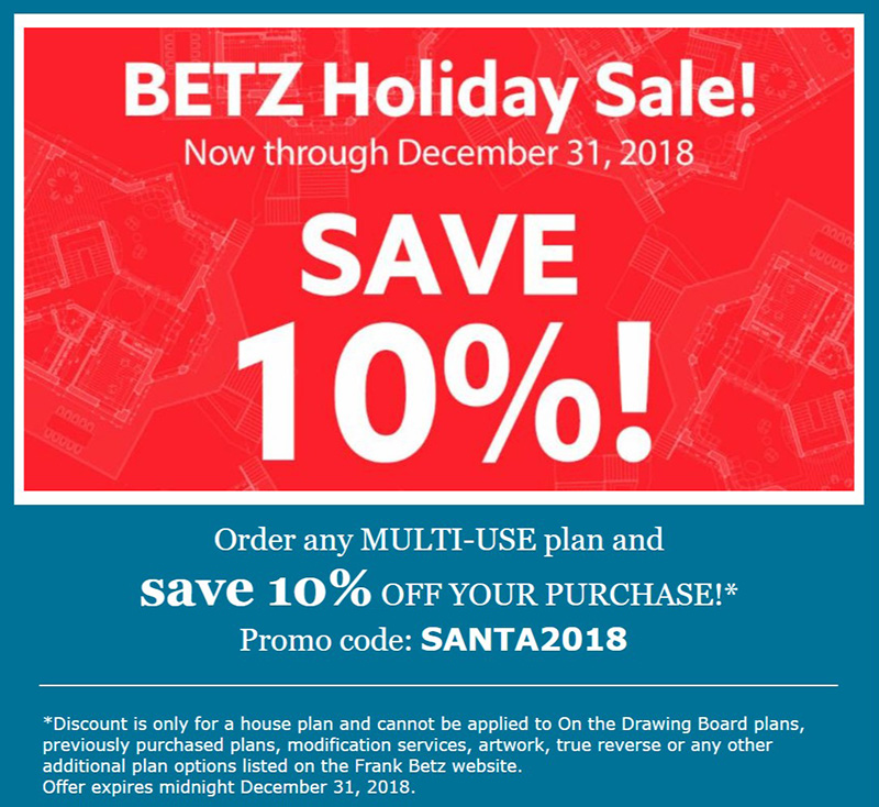 Holiday Sale. 10% off.