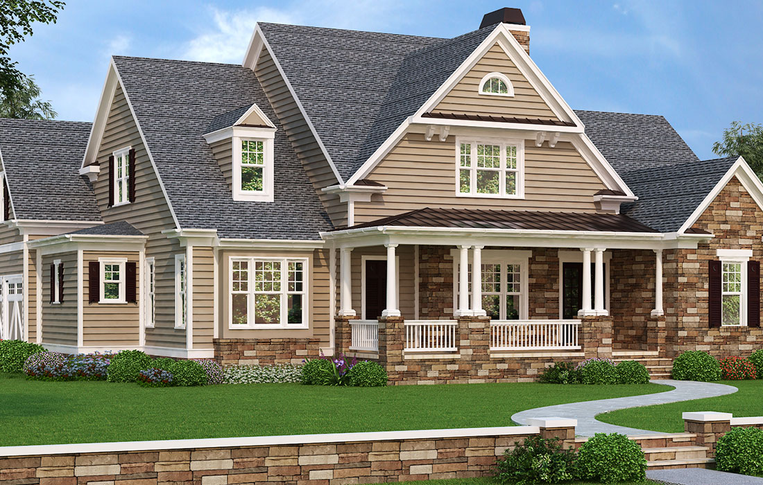 Walker Home Design Your World Class House Plan
