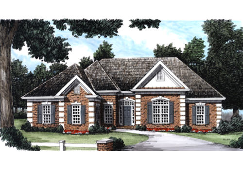 Georgetown House Plan