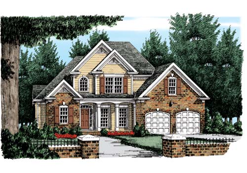 Willow Home Plans And House Plans By Frank Betz Associates