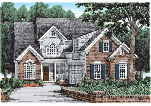 Broadmoor House Floor Plan