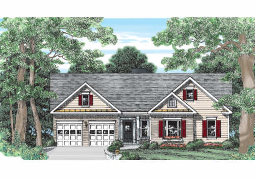 SPENCER Traditional House Plans