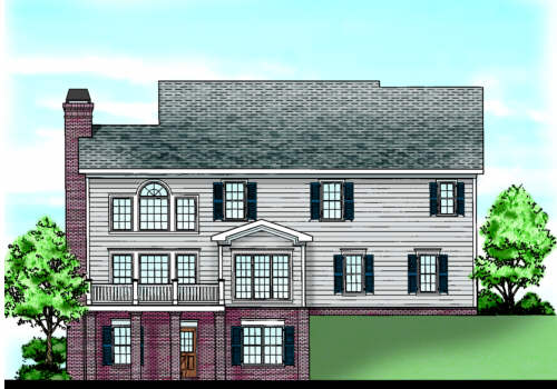 Randolph Place House Plan