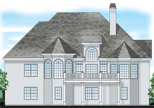 Sanderson Place House Plan