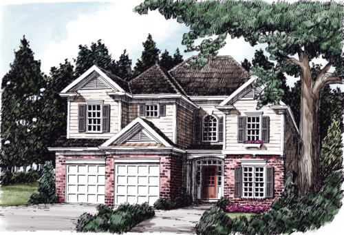 Springdale House Plan