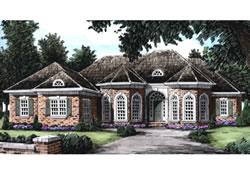 European House Plans Luxury Classic European House Plans With Narrow Lot Design