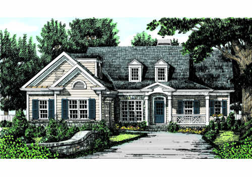 Guilford home plans and house plans by frank betz associates for Frank betz house plans