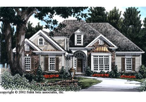 Brookhollow house floor plan frank betz associates for Frank betz house plans with photos