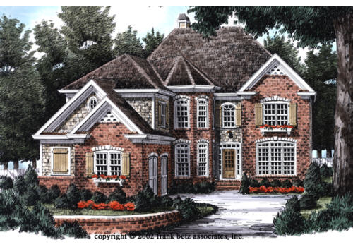 Summerlyn House Plan Elevation