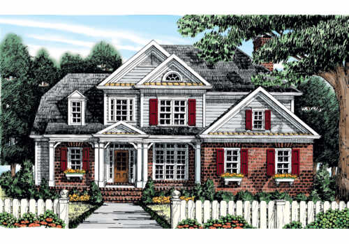 Campbellton House Plan