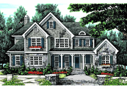 Kingsmill Home Plans And House Plans By Frank Betz