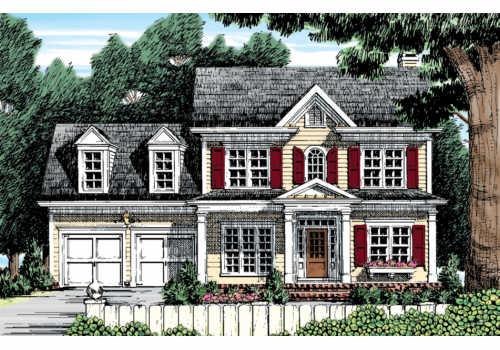 Stratford Homes Floor Plans: STRATFORD PLACE House Floor Plan