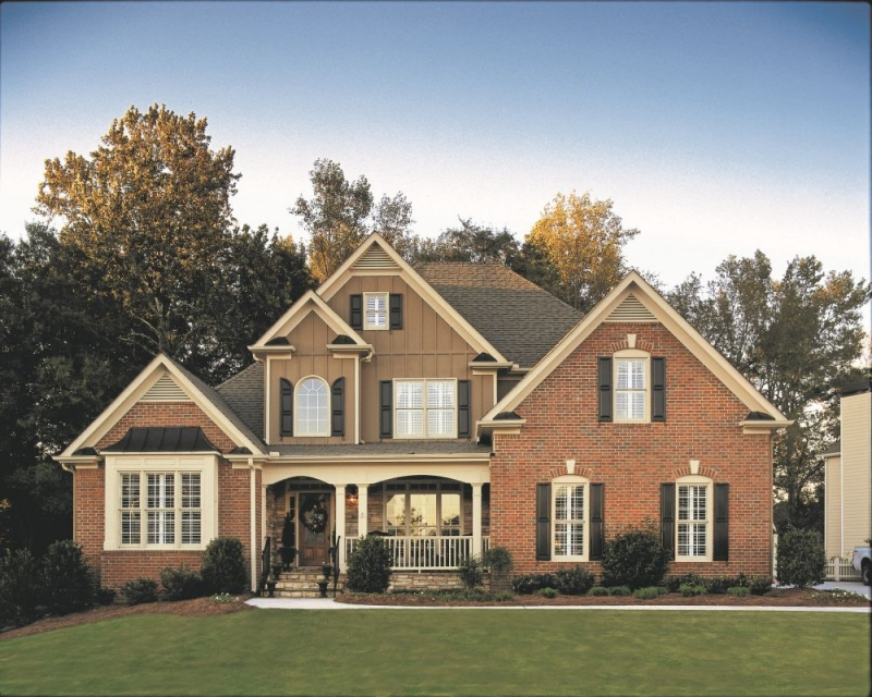 Summerfield House Plan Photo