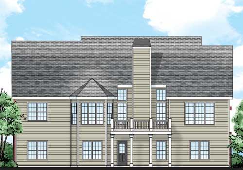 bosworth house floor plan | frank betz associates