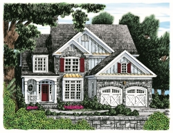House Plans | Home Design | Floor Plans And Building Plans on front garage curb appeal, front porch with gable roof on house, front garage french country house plans, modern farmhouse style house plans,