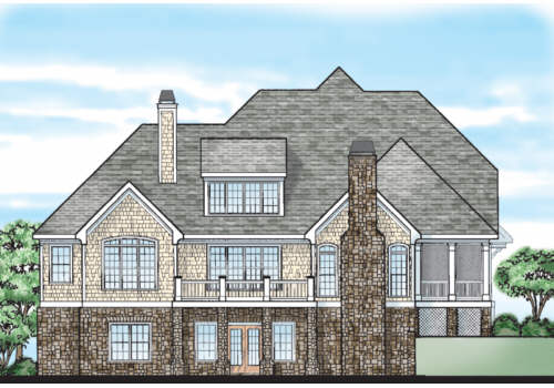 Mcfarlin Park House Plan