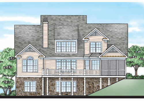 Durham Park House Plan