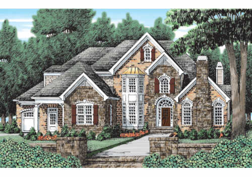 HAZELWOOD RIDGE Southern Living House Plans