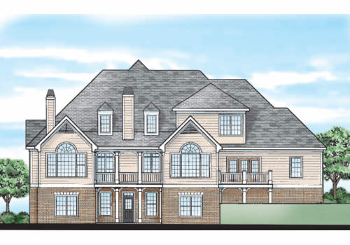 Hazelwood Ridge House Plan
