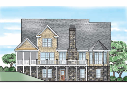 Catawba Ridge House Plan