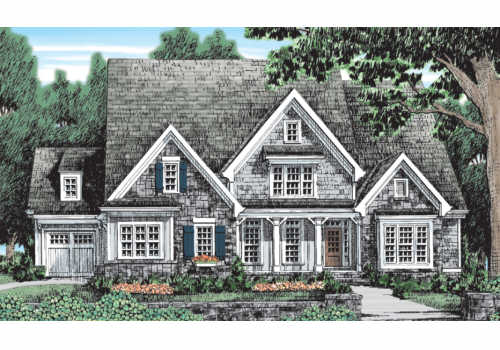 HARTFORD SPRINGS Southern Living House Plans