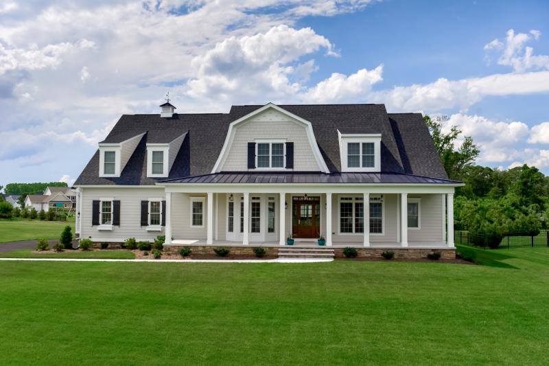 Latimer Farm House Floor Plan Frank Betz Associates