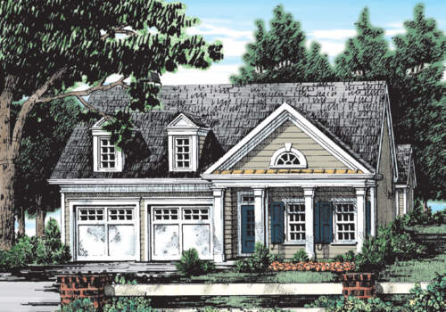 Carraway House Plan