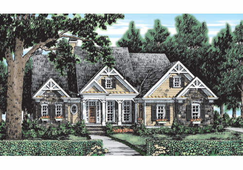 Camden lake home plans and house plans by frank betz for Frank betz house plans