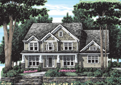 Santa clara home plans and house plans by frank betz for Frank betz house plans
