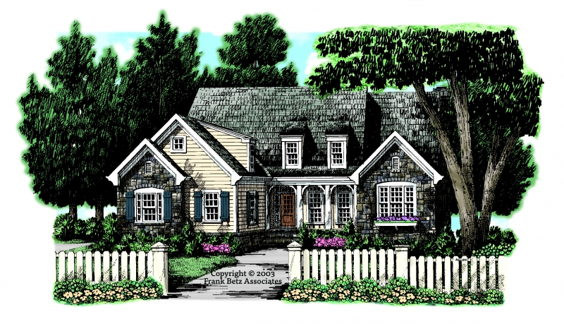 Seabrooke House Plan