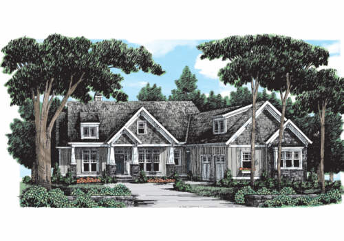 Braxtons creek house floor plan frank betz associates for Frank betz house plans