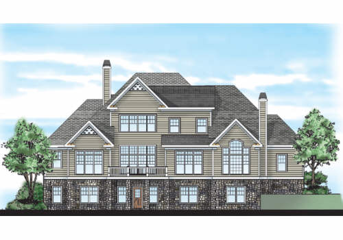 Keheley Ridge House Plan