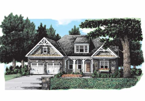 Laurel Springs House Floor Plan Frank Betz Associates