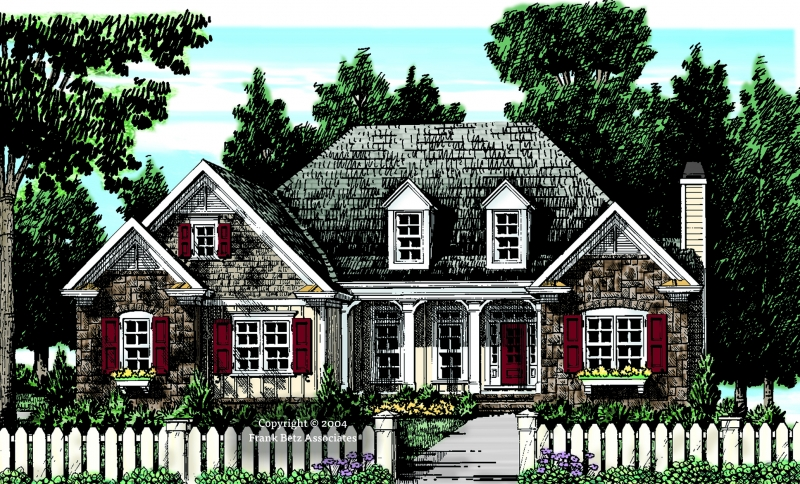 Walnut Grove House Plan
