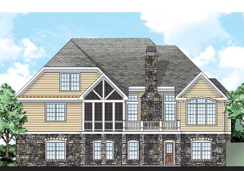 Blackstone House Plan