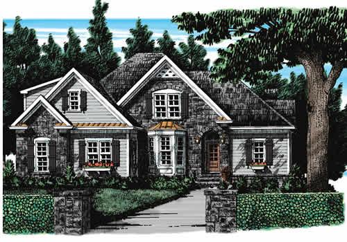Greystone House Floor Plan Frank Betz Associates