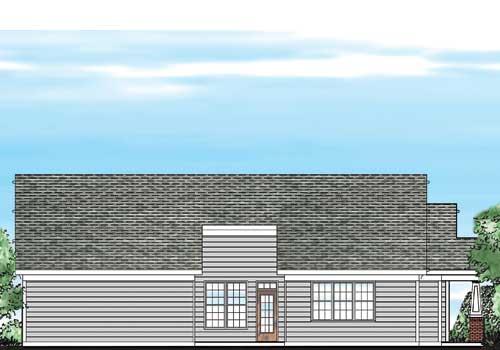 PEYTON House Floor Plan | Frank Betz Associates