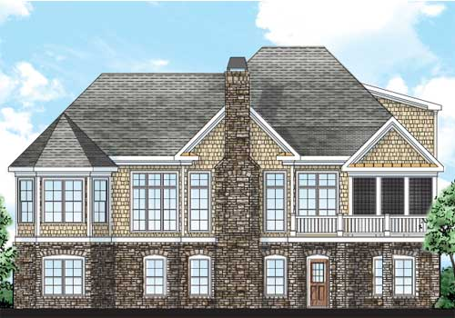 Berkeley Heights House Plan