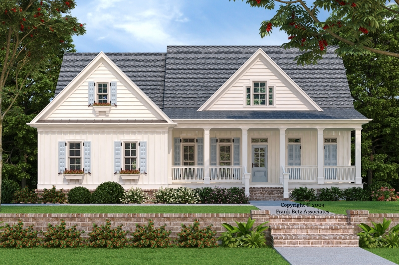 AZALEA PARK Modern Farmhouse Plans