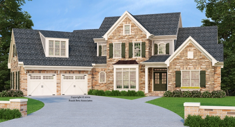 RIVER FOREST Modern Farmhouse Plans
