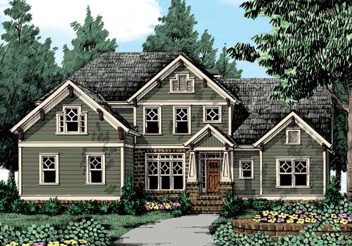 Greywell home plans and house plans by frank betz associates for House plans frank betz