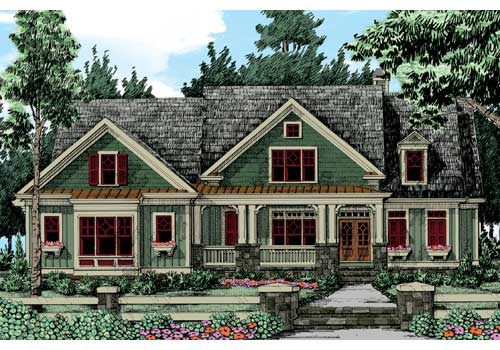 Summerlake house plan frank betz for Summerlake house plan