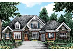 Stillbrooke House Floor Plan Frank Betz Associates