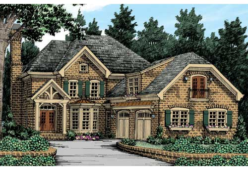 Flanagan home plans and house plans by frank betz associates for Frank betz house plans