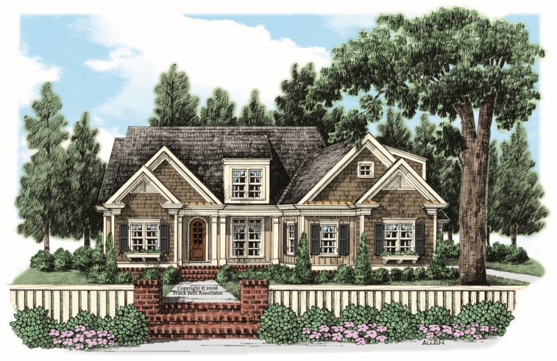 Springmill House Plan