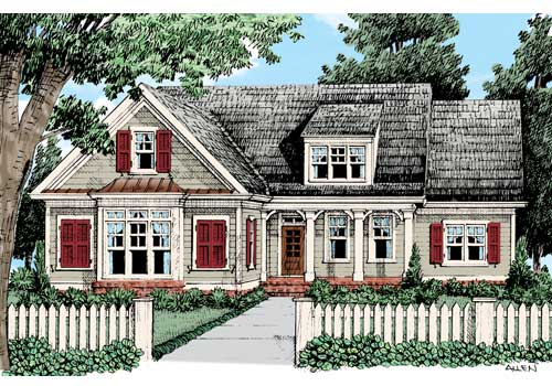 SUMMERGROVE Best Selling Plans House Plan