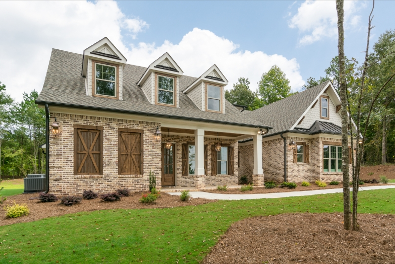 Azalea Farm House Plan Photo